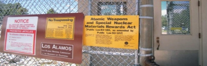 Nuclear Secrecy and Transparency Image