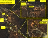 Monitoring North Korea's Punggye-ri Nuclear Test Site  Photo