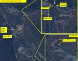 North Korea's Punggye-ri Test Site: Activities Continue on May Day 2014  Photo