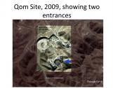It Fits! Qom Site Layout  Photo