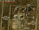 Pakistan's Chashma Plutonium Separation Plant: Possibly Operational  Photo