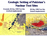 Pakistan's May 30, 1998 Nuclear Test Site:  Preliminary Findings  Photo