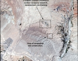 Parchin: Possible Nuclear Weapons-Related Site in Iran  Photo