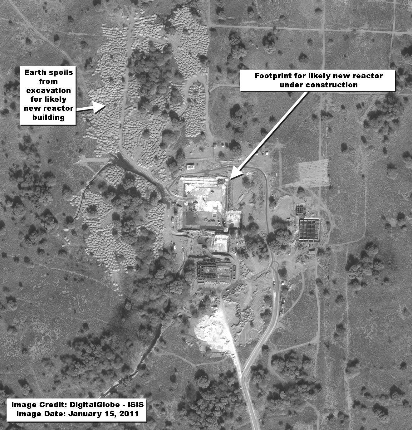 Pakistan Appears To Be Building A Fourth Military Reactor At The - Up to date satellite maps online