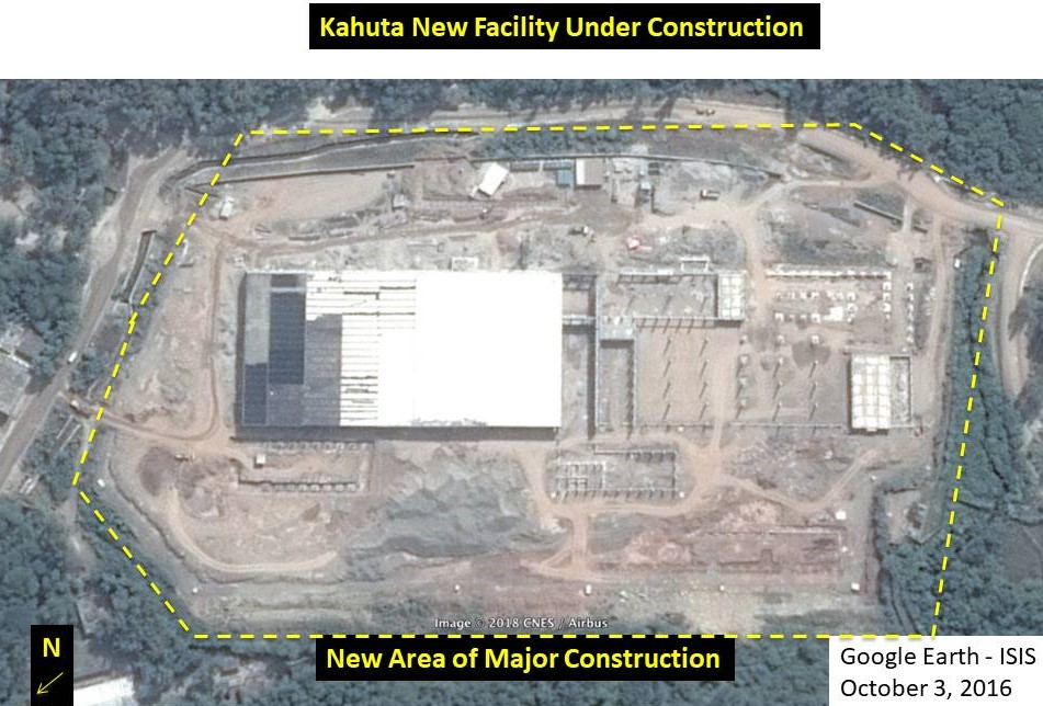 Pakistan's Growing Uranium Enrichment Program | Institute