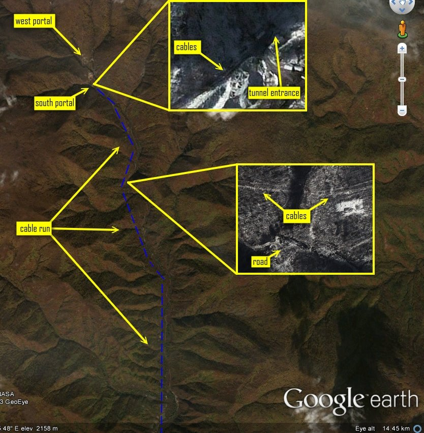 Google map us nuclear test sites